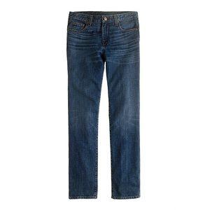J. Crew Vintage Straight Jean in Ontario Wash